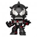 Mystery Mini Venomized Iron Man GITD