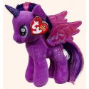 Ty Plush Twilight Sparkle