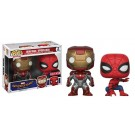 Funko Iron Man & Spider-Man