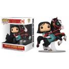 Funko Mulan Riding Khan