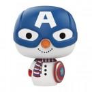Pint Size Cap Snowman