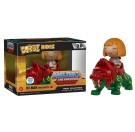 Dorbz He-Man with Battle Cat