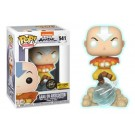 Funko Aang on Airscooter Chase