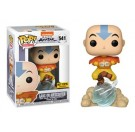 Funko Aang on Airscooter