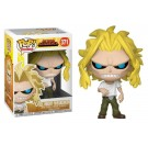 Funko All Might Weakened