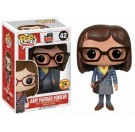 Funko Amy Farrah Fowler Brown Shoes