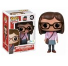 Funko Amy Farrah Fowler Purple