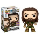 Funko Aquaman and Motherbox