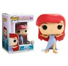 Funko Ariel Purple Dress