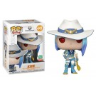 Funko Ashe Winter