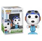 Funko Astronaut Snoopy Blue