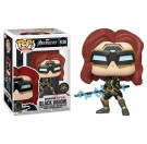 Funko Avengers Black Widow Chase