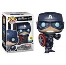 Funko Avengers Captain America GITD