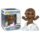 Funko Battle at Echo Base: Chewbacca Flocked