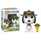 Funko Beagle Scout Snoopy and Woodstock