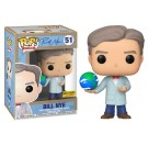 Funko Bill Nye with Globe