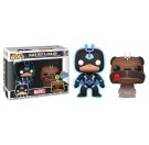 Funko Black Bolt GITD & Lockjaw Teleporting