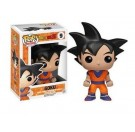 Funko Dragonball Z Black Haired Goku