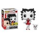 Funko Black & White Betty Boop & Pugdy Chase