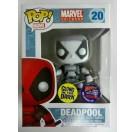 Funko Black & White Deadpool GITD