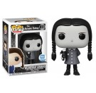 Funko Black & White Wednesday Addams