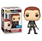 Funko Black Widow Gray Suit
