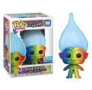 Funko Blue Troll Rainbow Body