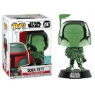 Funko Boba Fett Green Chrome