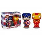 Funko Home Captain America & Iron Man