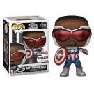 Funko Captain America Sam Wilson Year of the Shield
