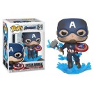 Funko Captain America Mjolnir and Shield