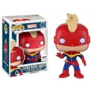 Funko Captain Marvel Masked