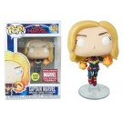 Funko Captain Marvel Unmasked Flying