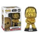 Funko Chewbacca Gold Chrome