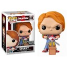 Funko Chucky with Buddy and Scissors