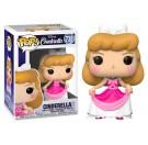 Funko Cinderella Pink Dress