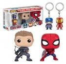 Funko Marvel Civil War 4 Pack