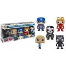 Funko Civil War 5 Pack