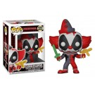 Funko Clown Deadpool