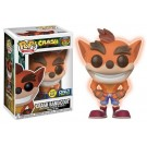 Funko Crash Bandicoot GITD