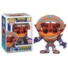 Funko Crash Bandicoot in Mask Armor