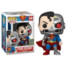 Funko Cyborg Superman
