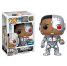 Funko Cyborg and Motherbox