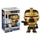 Funko Cylon Commander Gold