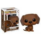 Funko Dachshund Brown