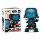 Funko Darth Vader Electrocuted GITD