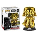Funko Darth Vader Gold Chrome