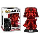 Funko Darth Vader Red Chrome