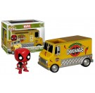 "Funko Deadpool""s Chimichanga Truck"