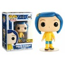 Funko Diamond Coraline in Raincoat